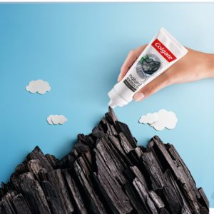 Colgate activated charcoal