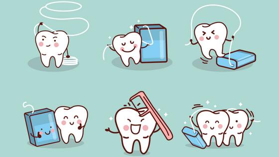 Types Of Dental Floss