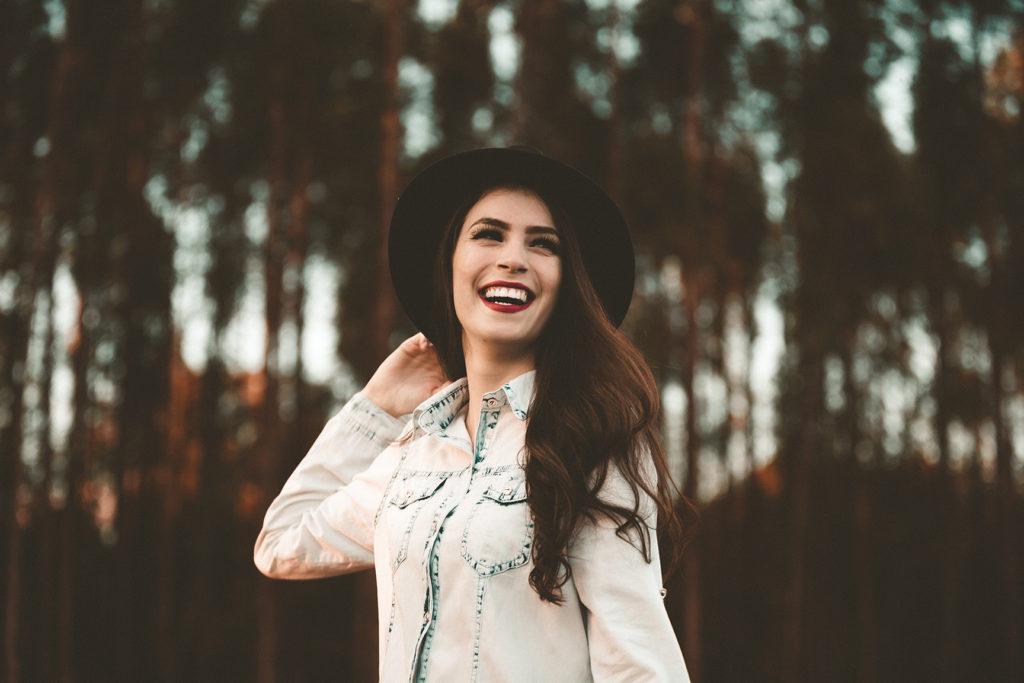 Serena Dental Implants girl smiling